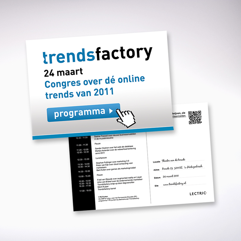 Trendsfactory - Ansichtkaart